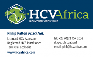 HCV Africa - Phil Patton
